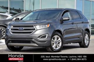 Used 2016 Ford Edge Sel Awd Navi Cuir for sale in Lachine, QC
