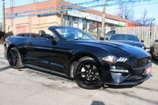 Used 2018 Ford Mustang EcoBoost for sale in Brampton, ON