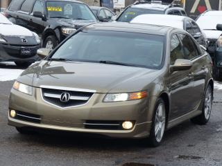 Used 2008 Acura TL No-Accidents,Low Kms,Alloy wheels,Sunroof, Loaded for sale in Mississauga, ON