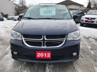 Used 2012 Dodge Grand Caravan Crew for sale in Hamilton, ON