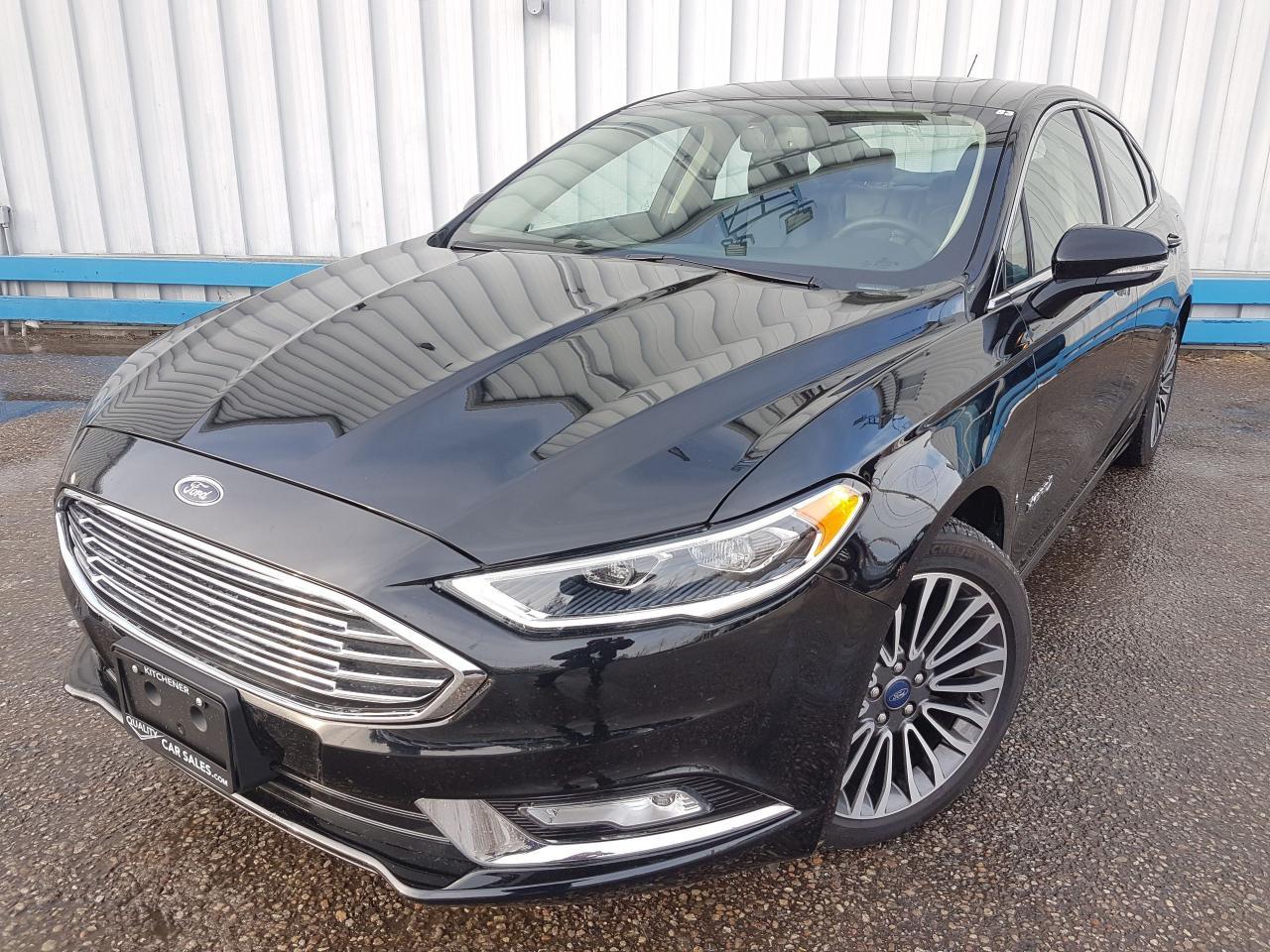 2018 Ford Fusion Titanium HYBRID *NAVIGATION*