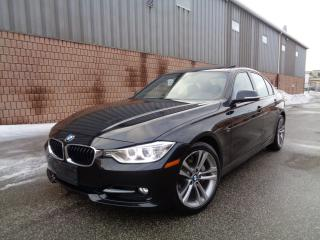 Used 2012 BMW 3 Series 335i - SPORT LINE - NAVI - CAMERA - PREMIUM for sale in Toronto, ON