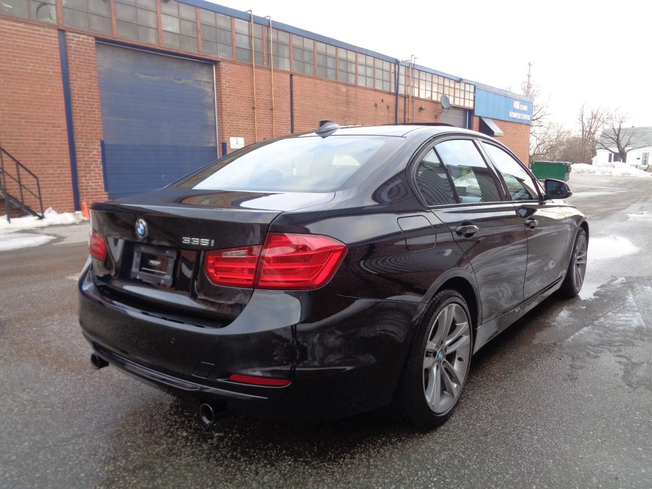 2012 BMW 335i