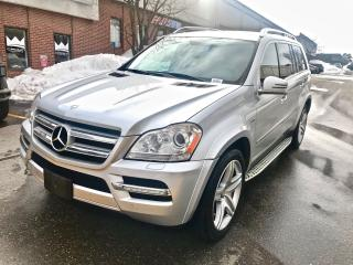 Used 2011 Mercedes-Benz GL-Class GL 350 BlueTEC, NAV, DVD for sale in North York, ON