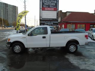Used 2010 Ford F-150 XL / SUPER CLEAN / CERTIFIED / LONG BOX/ for sale in Scarborough, ON