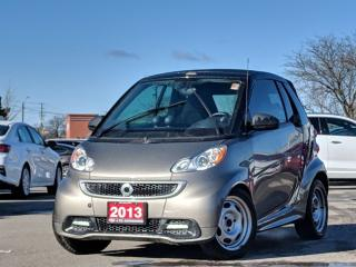 Used 2013 Smart fortwo PASSION for sale in St Catharines, ON
