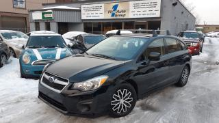 Used 2014 Subaru Impreza 2.0i for sale in Etobicoke, ON