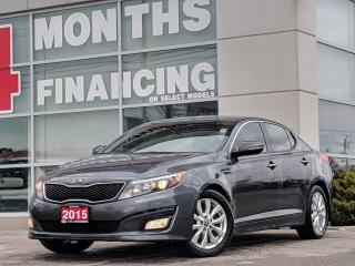 Used 2015 Kia Optima EX | Leather | Climate Control | Backup Camera for sale in St Catharines, ON