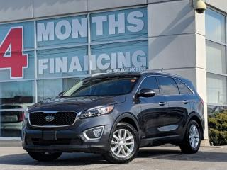 Used 2016 Kia Sorento LX+ V6 | 7 Seater | Backup Sensor | Push Start for sale in St Catharines, ON