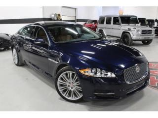 Used 2015 Jaguar XJ XJL Portfolio   Massage Seating for sale in Vaughan, ON