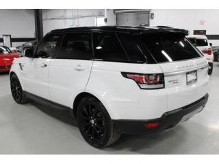 Used 2016 Land Rover Range Rover Sport DIESEL Td6 HSE   ACTIVE LAND ROVER WARRANTY for sale in Vaughan, ON