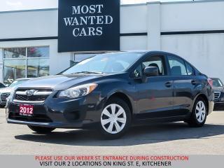 Used 2012 Subaru Impreza 4-Door   AWD   CRUISE for sale in Kitchener, ON