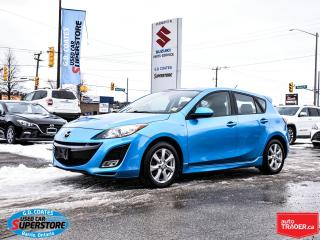 Used 2011 Mazda MAZDA3 GS ~Power Moonroof ~Alloy Wheels for sale in Barrie, ON