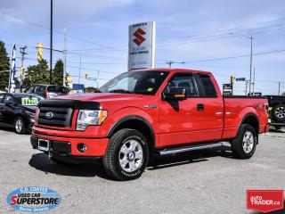 Used 2010 Ford F-150 FX4 SUPER CAB 4X4 for sale in Barrie, ON