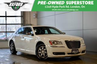 Used 2012 Chrysler 300 Limited - panoramic sunroof, bluetooth, heated sea for sale in London, ON