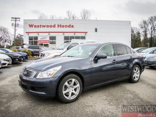 Used 2008 Infiniti G35X Base for sale in Port Moody, BC