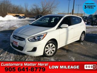 Used 2017 Hyundai Accent L Hatch  5dr HB MAN L (NO A/C) for sale in St. Catharines, ON