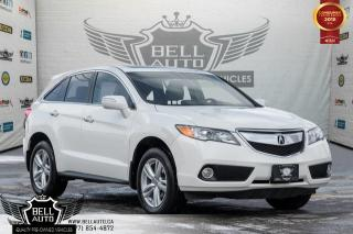Used 2015 Acura RDX Tech Pkg, AWD, NAVI, BACK-UP CAM, LEATHER, MOONROOF, BLUETOOTH for sale in Toronto, ON