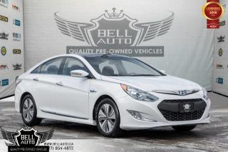 Used 2015 Hyundai Sonata Hybrid Limited, NAVI, BACK-UP CAM, PANO ROOF, LEATHER, BLUETOOTH for sale in Toronto, ON