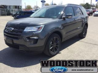 Used 2019 Ford Explorer XLT  XLT APPEARANCE PACKAGE for sale in Woodstock, ON