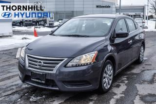 Used 2013 Nissan Sentra S  -  Power Windows for sale in Thornhill, ON