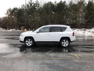 Used 2017 Jeep Compass HIGH ALTITUDE 4x4 for sale in Cayuga, ON