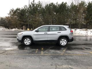 Used 2014 Jeep Cherokee Sport FWD for sale in Cayuga, ON