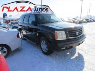 Used 2004 Cadillac Escalade Base for sale in Beauport, QC
