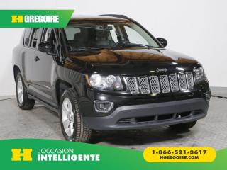Used 2017 Jeep Compass 4X4 AC GR ELEC for sale in St-Léonard, QC