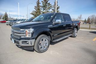 New 2018 Ford F-150 FINAL CLEAROUT! 3.0L V6 Diesel Engine, Lariat Chrome Package, Tech Package, FX4 Off Road Pacakge, Sp for sale in Okotoks, AB