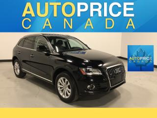 Used 2016 Audi Q5 2.0T Progressiv NAVIGATION PANOROOF LEATHER for sale in Mississauga, ON