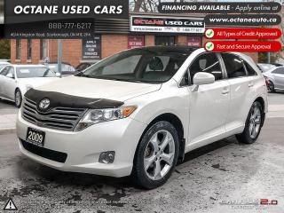 Used 2009 Toyota Venza V6 Accident Free! Pano Roof! B.Up Cam! for sale in Scarborough, ON