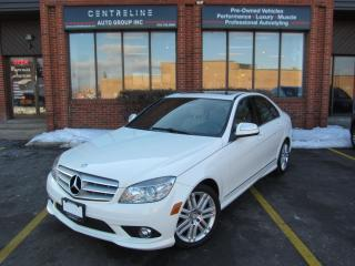 Used 2009 Mercedes-Benz C 300 4MATIC $9,495+HST+LIC FEE/ CLEAN CARFAX REPORT for sale in North York, ON