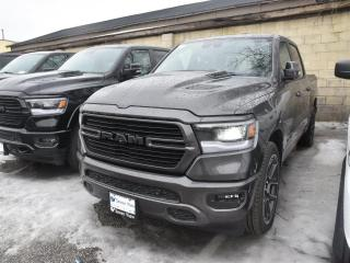New 2019 RAM 1500 Sport|LEATHER|NAV|12in.UCONNECT|PANO ROOF| for sale in Concord, ON