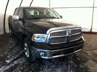 Used 2017 RAM 1500 Laramie BALANCE OF 7/160000KM CHRYSLER GOLD PLAN EXTENDED WARRANTY INCLUDED AT THIS PRICE for sale in Ottawa, ON