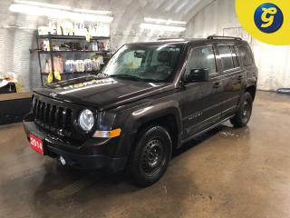 Used 2014 Jeep Patriot HIGH ALTITUDE * Remote start * Sunroof * Leather interior * Winter tires on steal rims * Mineral Gray Aluminum rims/tires  * Phone connect * Hands fre for sale in Cambridge, ON