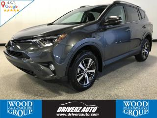 Used 2018 Toyota RAV4 ONE OWNER,CLEAN CARFAX, REARVIEW CAMERA, SAFETY ASSIST SYSTEMS, REMOTE START. for sale in Calgary, AB