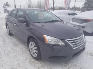 Used 2013 Nissan Sentra S A/c for sale in Mascouche, QC