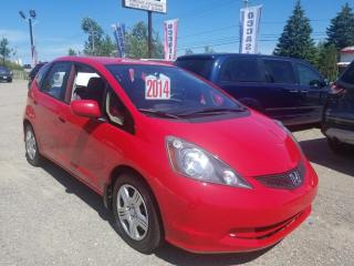 Used 2014 Honda Fit Lx automatique climatiseur for sale in Mascouche, QC