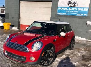 Used 2012 MINI Cooper 2dr Cpe for sale in Gloucester, ON