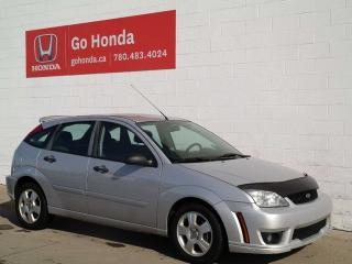 Used 2007 Ford Focus SES, HATCHBACK for sale in Edmonton, AB