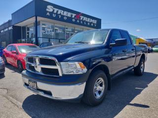 Used 2012 RAM 1500 | Tow Hitch & Controller | 4 Wheel Drive for sale in Markham, ON