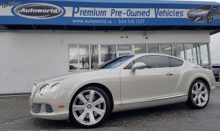 Used 2012 Bentley Continental GT COUPE for sale in Langley, BC