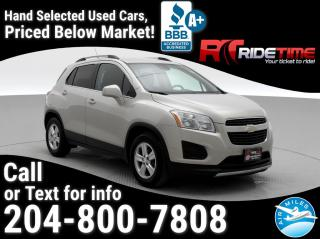 Used 2013 Chevrolet Trax LT for sale in Winnipeg, MB