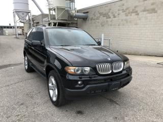 Used 2006 BMW X5 4.4i for sale in Toronto, ON
