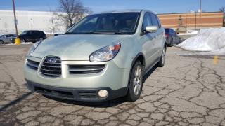 Used 2006 Subaru B9 Tribeca AWD 5dr 5-Pass Beige Int for sale in Mississauga, ON