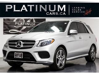 Used 2016 Mercedes-Benz GLE350 d 4MATIC, AMG SPORT, NAVI, PANO, LANEASSIST for sale in Toronto, ON