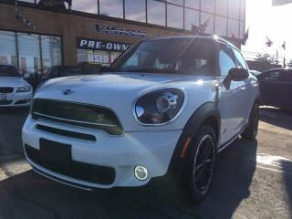 Used 2015 MINI Cooper Countryman Cooper S / NAVIGATION/ AWD for sale in North York, ON