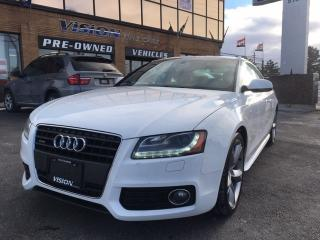 Used 2011 Audi A5 2.0T Premium / S- LINE for sale in North York, ON