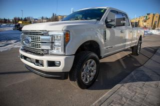 Used 2017 Ford F-350 Platinum for sale in Okotoks, AB